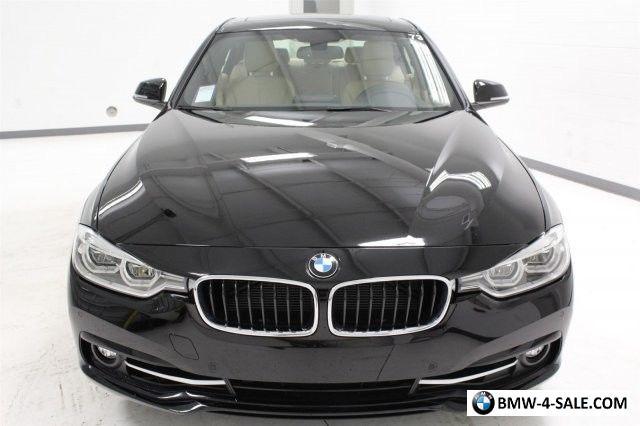 2016 BMW 3-Series Base Sedan 4-Door for Sale in United States