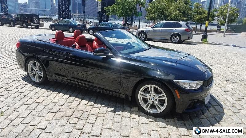 BMW 428I Convertible >> 2016 Bmw 4 Series 428i Convertible For Sale In United States