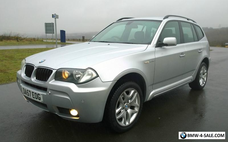 2007 Four Wheel Drive X3 for Sale in United Kingdom