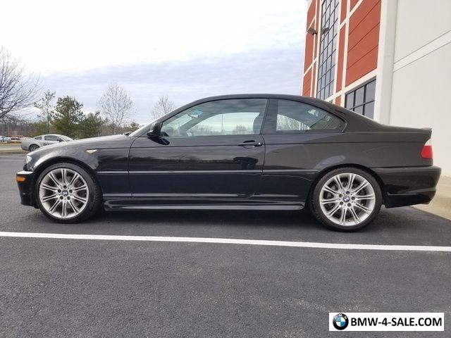 Spiksplinternieuw 2005 BMW 3-Series e46 330ci 330i ZHP 3.0L I6 RWD Performance Coupe CT-44