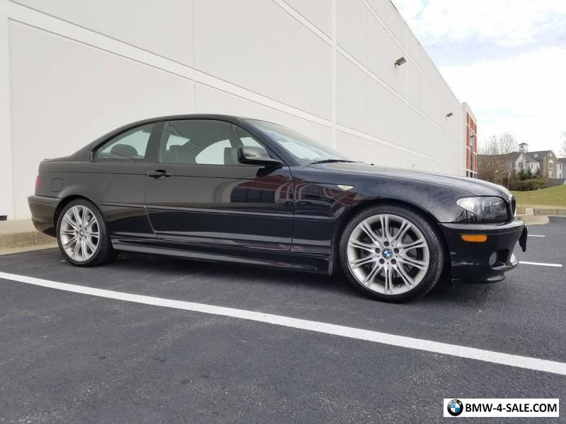BMW Of Towson >> 2005 BMW 3-Series e46 330ci 330i ZHP 3.0L I6 RWD ...