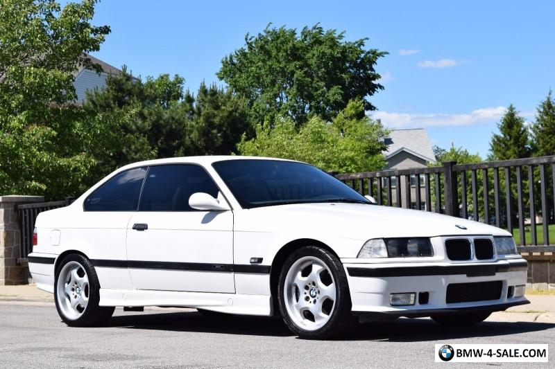 1995 BMW M3 Base Coupe 2-Door for Sale in United States