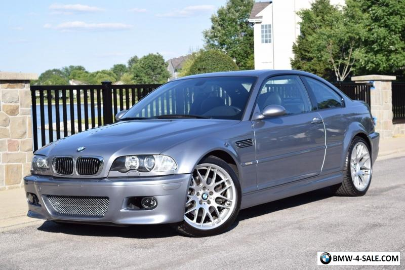 2005 bmw m3 base coupe 2 door for sale in united states. Black Bedroom Furniture Sets. Home Design Ideas