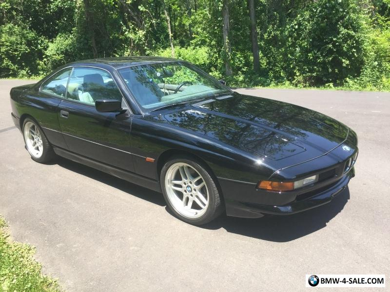 1997 BMW 8-Series for Sale in United States