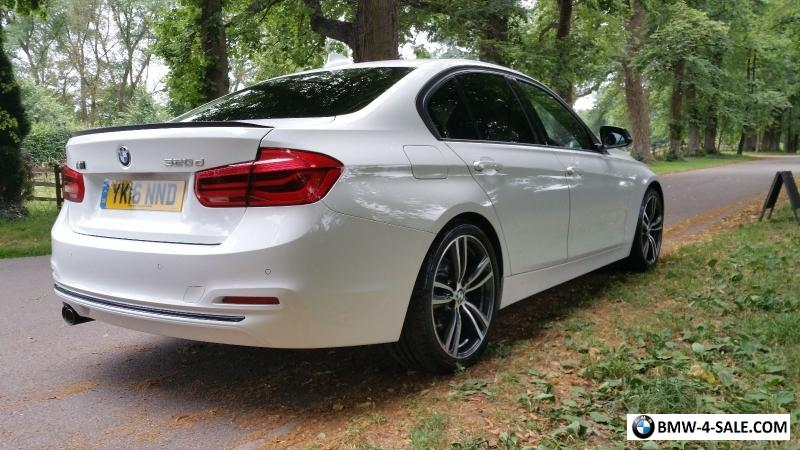 BMW 335D For Sale >> 2016 Saloon 320 for Sale in United Kingdom