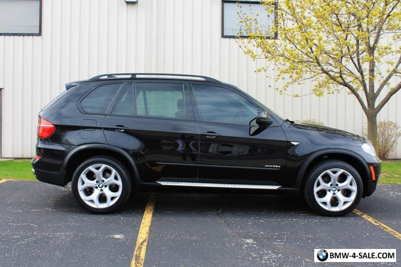 2012 Bmw X5 35d Diesel Xdrive Awd Sport 3rd Row For Sale In United
