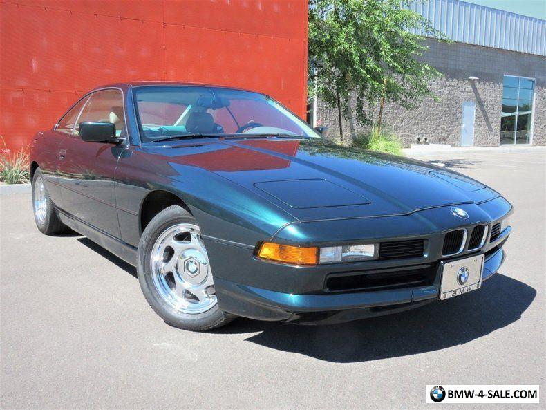 1994 Bmw 8 Series Base Coupe 2