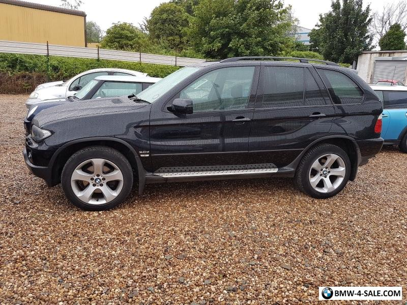 2004 four wheel drive x5 for sale in united kingdom. Black Bedroom Furniture Sets. Home Design Ideas