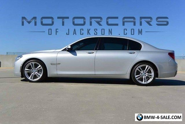 2015 bmw 7 series 750li xdrive awd m sport less than 1 000 miles for sale in united states. Black Bedroom Furniture Sets. Home Design Ideas