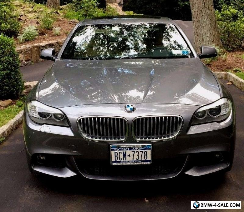 2012 BMW 5-Series For Sale In United States