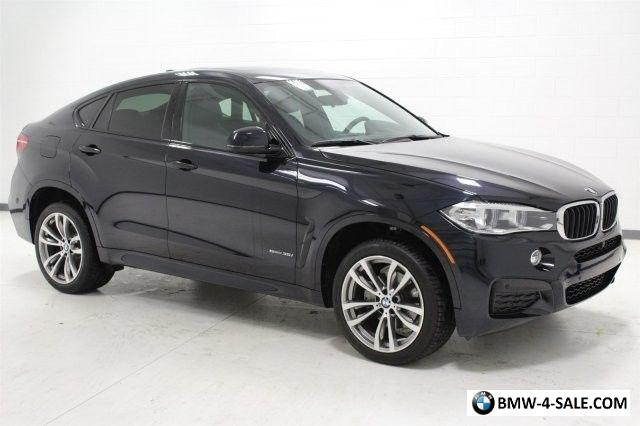 2016 Bmw X6 Sdrive35i For