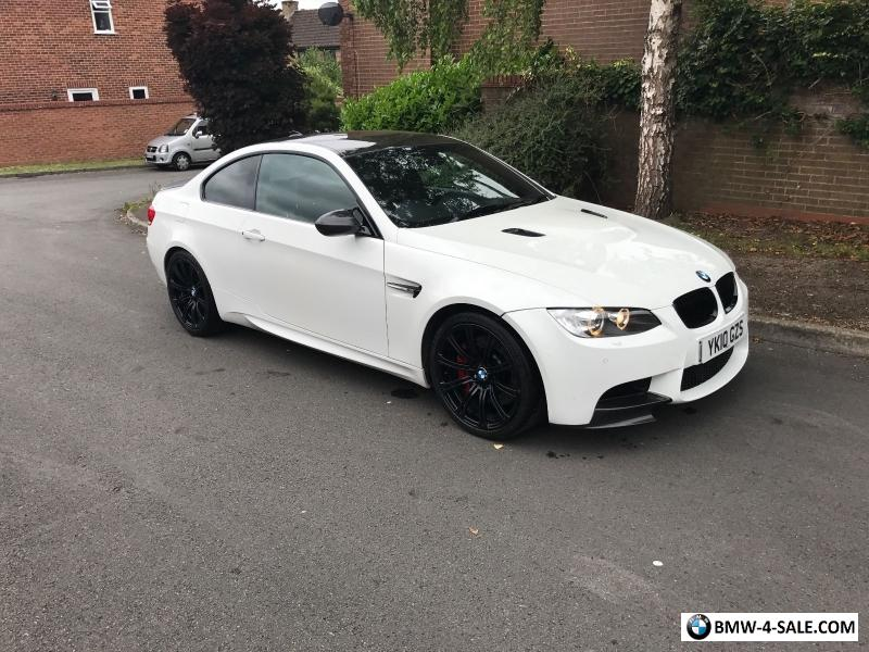 2010 BMW M3 LCI E92 4.0 V8 - only 57600 miles FSH new ...