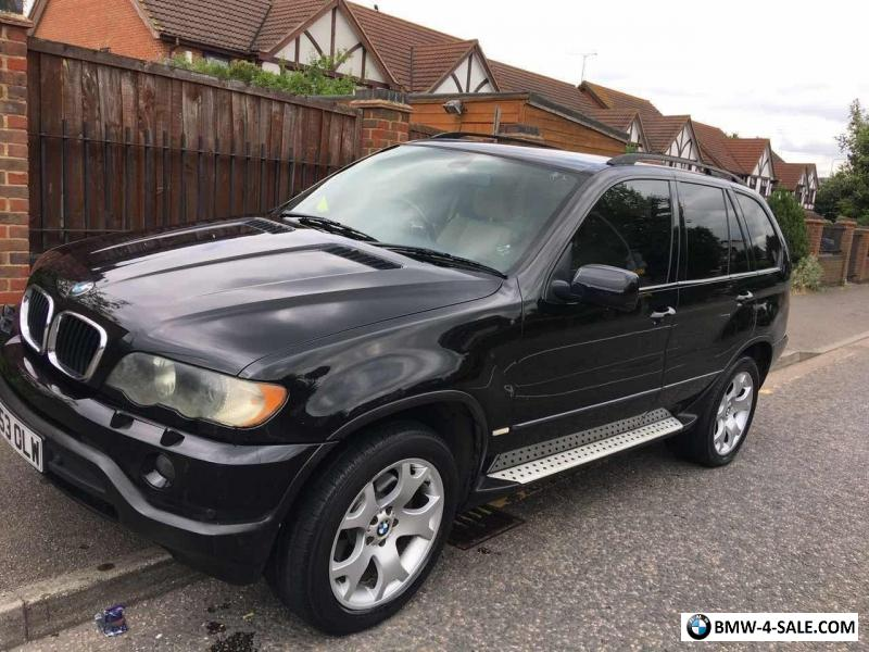 2003 four wheel drive x5 for sale in united kingdom. Black Bedroom Furniture Sets. Home Design Ideas