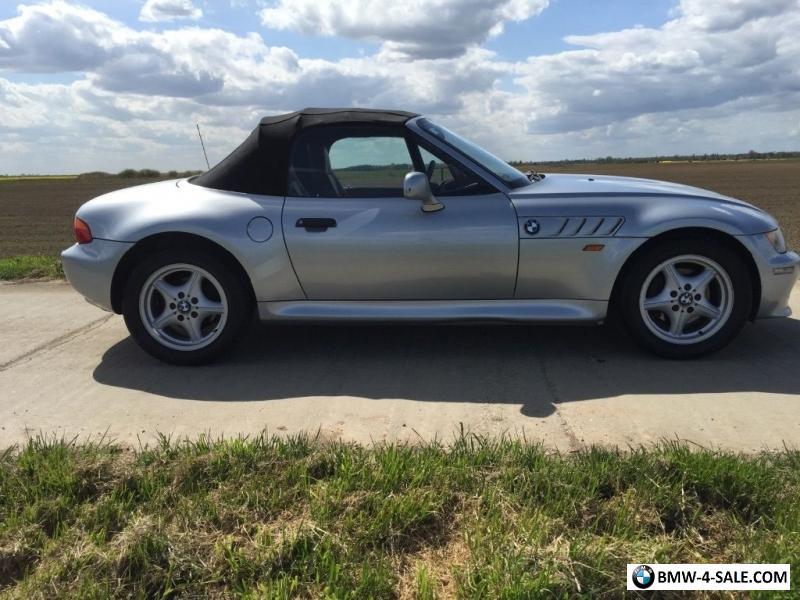 1999 Sports Convertible Z3 For Sale In United Kingdom