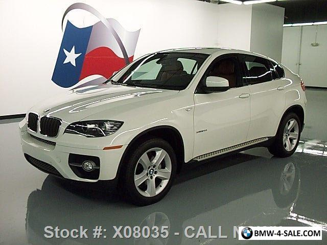 2011 Bmw X6 Xdrive35i Awd Turbo Sunroof 19 Wheels For Sale In