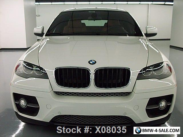 2011 Bmw X6 Xdrive35i Awd Turbo Sunroof 19 Quot Wheels For