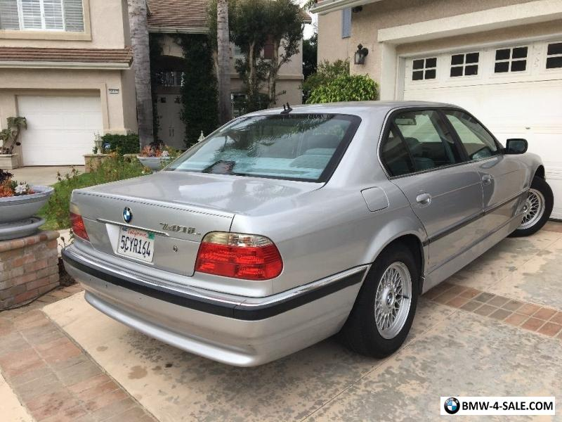 2001 BMW 7 Series For Sale
