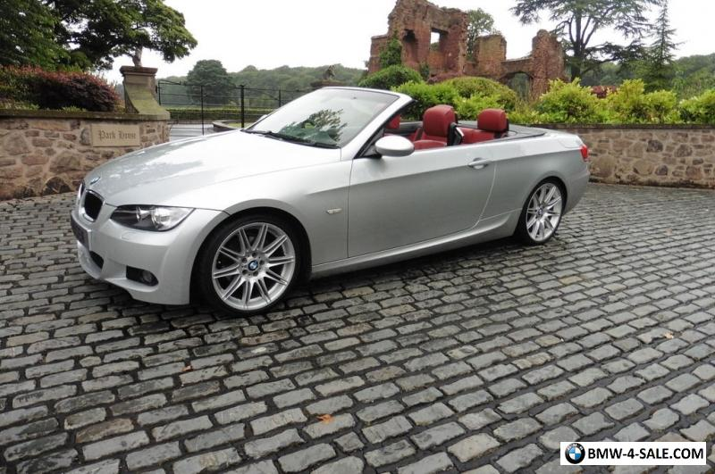 2008 Sports/Convertible 3 series for Sale in United Kingdom