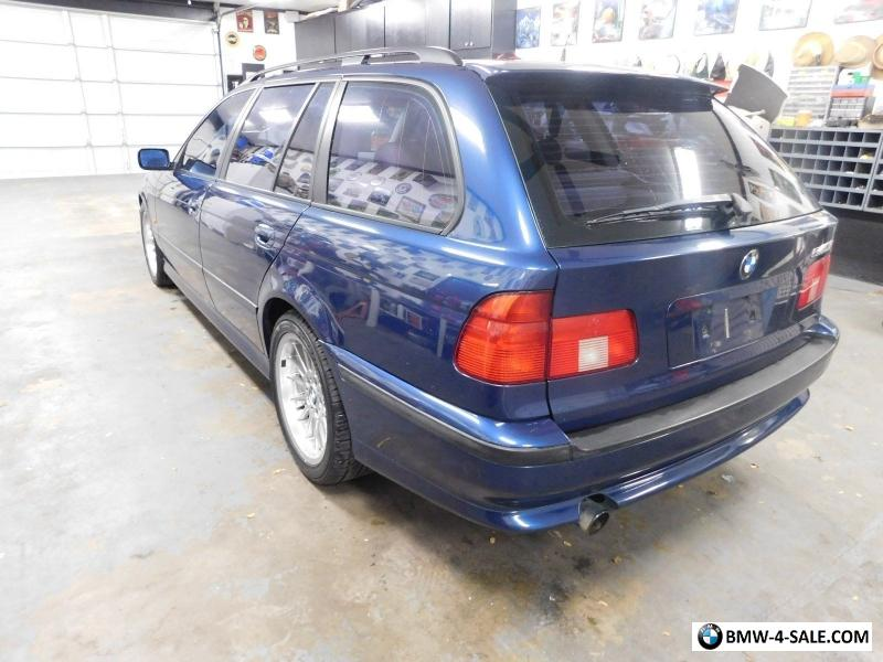 1999 bmw 5 series wagon for sale in united states. Black Bedroom Furniture Sets. Home Design Ideas