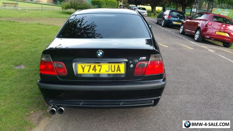 2000 Saloon 3 Series For Sale In United Kingdom