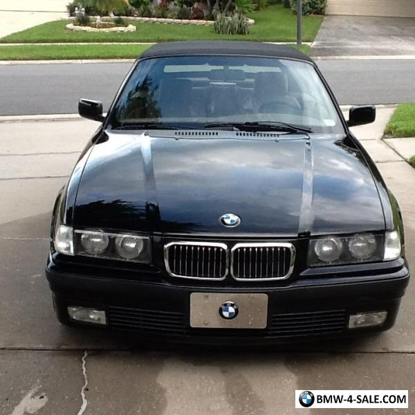 1996 BMW 3-Series Sand Leather Sport For Sale In United States