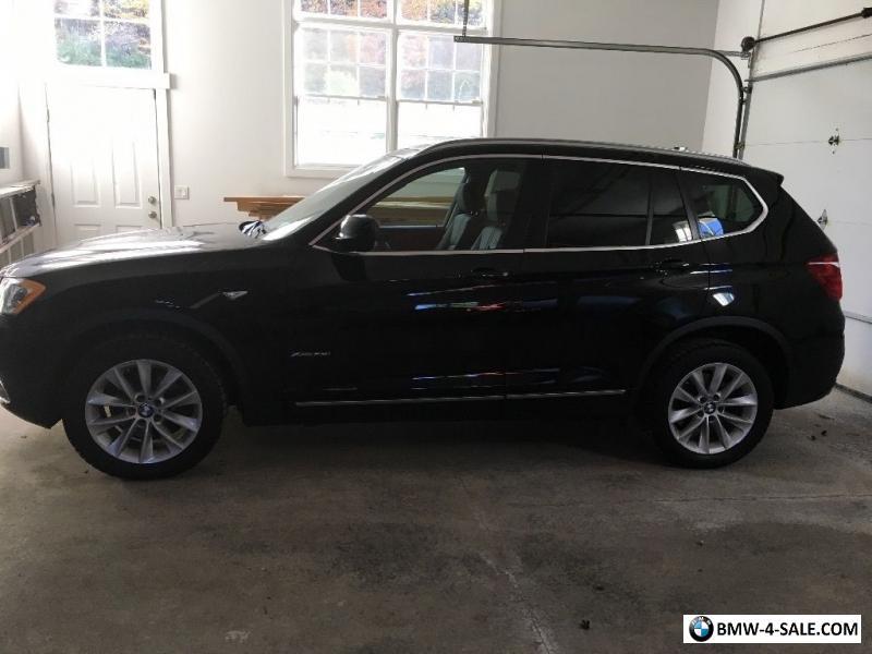 2012 BMW X3 BLACK For Sale