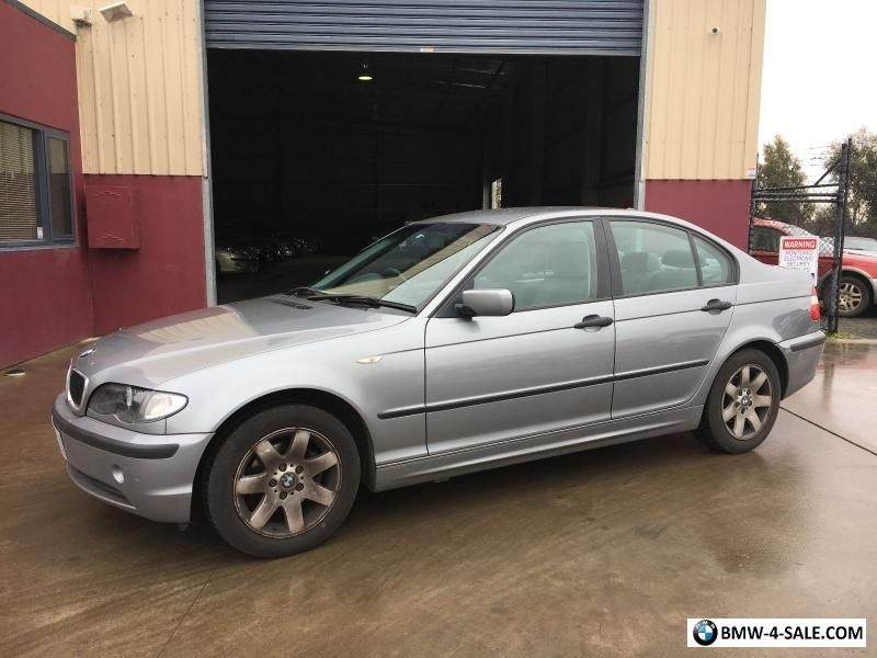 2003 Bmw 318i Sedan Only 119k S Great Car Goes Very Well Now