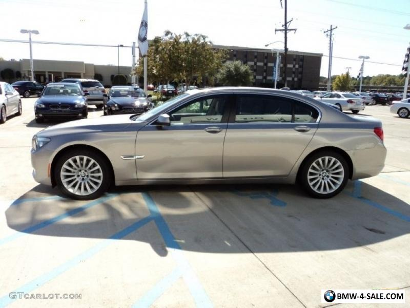 2009 bmw 7 series for sale in united states. Cars Review. Best American Auto & Cars Review