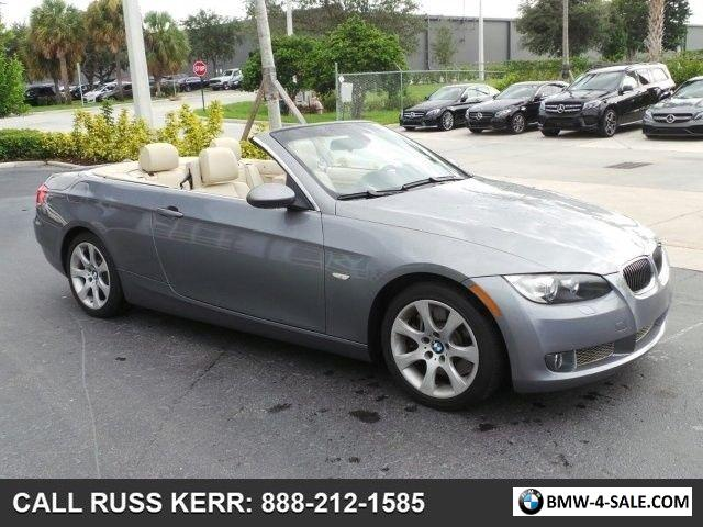 2009 Bmw 3 Series 335i For