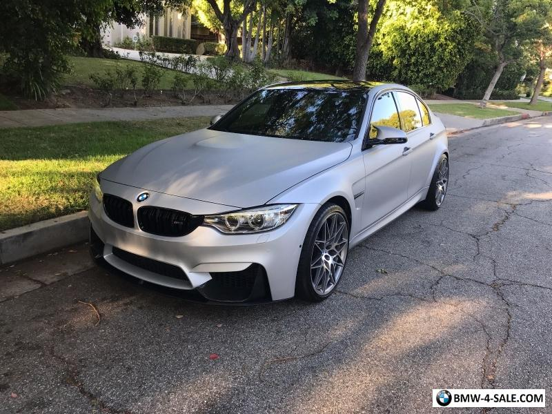 2017 Bmw M3 For