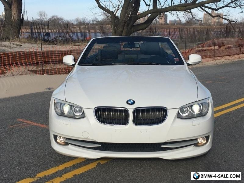 2013 bmw 3 series 328i convertible cabrio automatic at loaded e83 for sale in united states. Black Bedroom Furniture Sets. Home Design Ideas