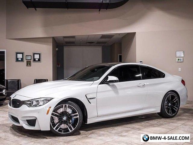 2015 BMW M4 Base Coupe 2-Door for Sale in United States