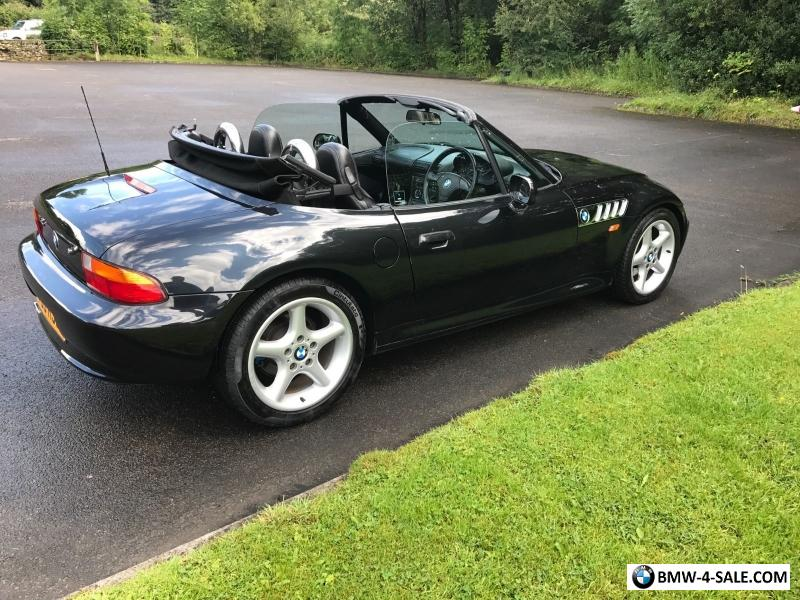1997 Coupe Z3 For Sale In United Kingdom