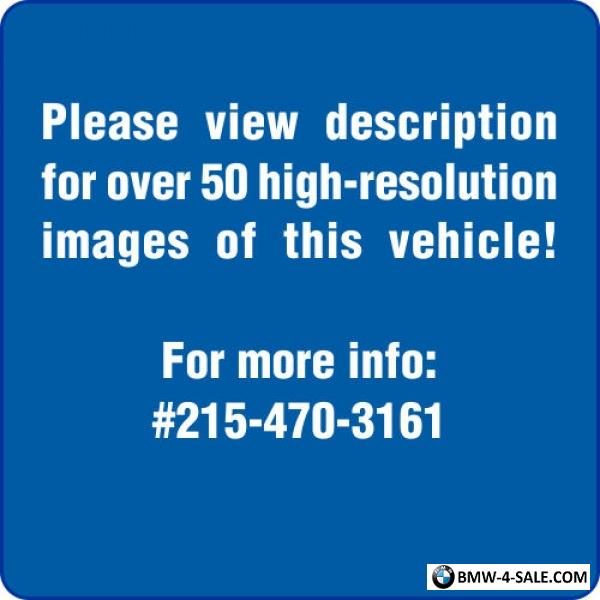 1999 BMW 3-Series Base Convertible 2-Door For Sale In
