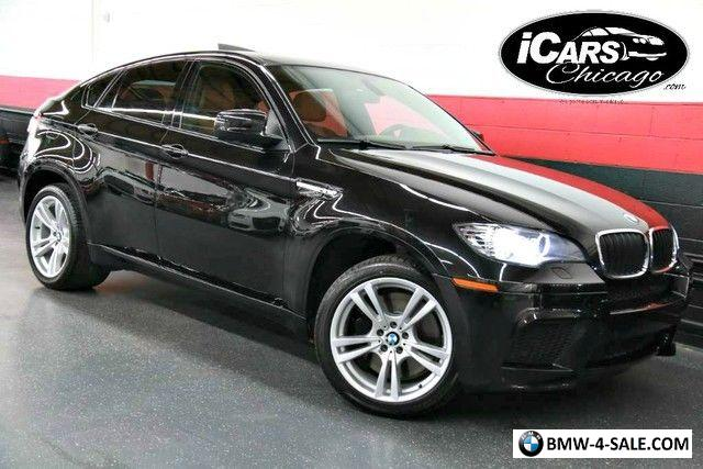 2012 BMW X6 M Sport Utility 4-Door for Sale in United States