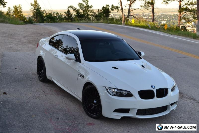 2011 BMW M3 Competition Package for Sale in United States