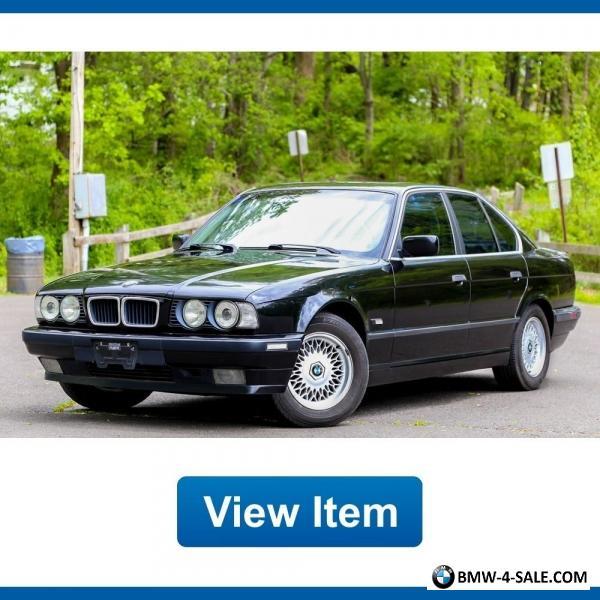 1995 BMW 5-Series Base Sedan 4-Door For Sale In United States
