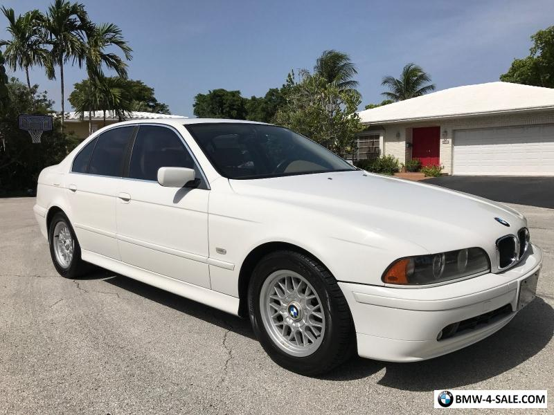 2001 Bmw 5 Series 525i For Sale In United States