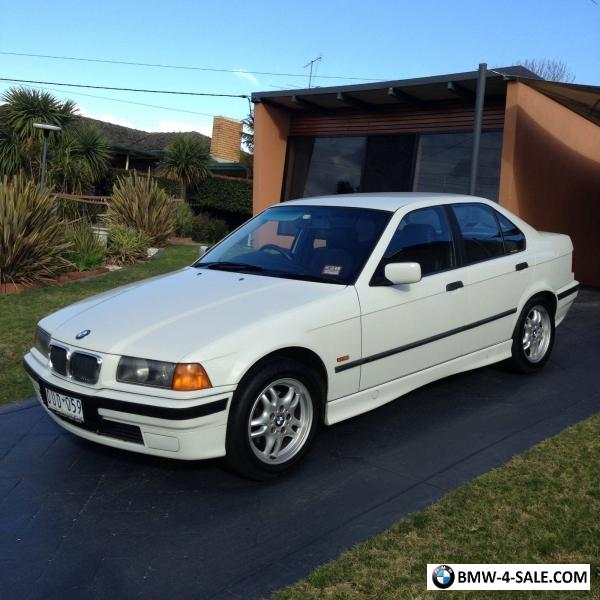 Bmw 318i 1998 E36 Sedan In Immaculate Condition Roadworthy Cert Feb 2018 Rego For