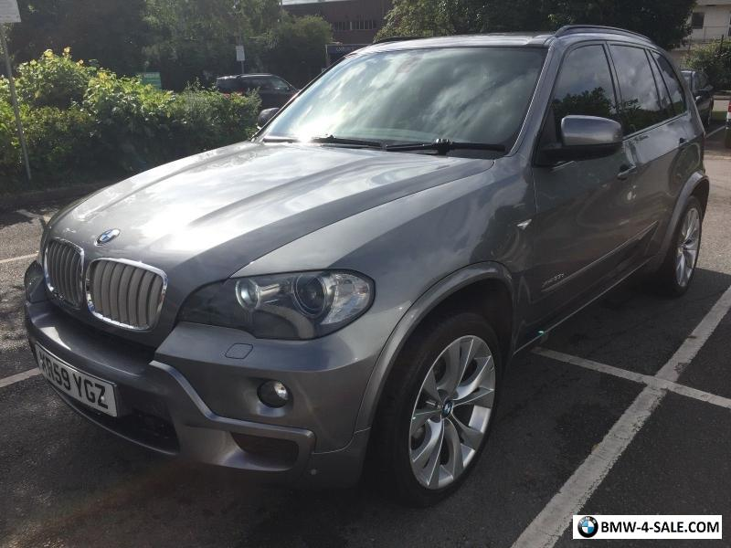 2010 Four Wheel Drive X5 For Sale In United Kingdom