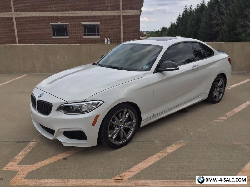 Carfax Customer Service >> 2015 BMW 2-Series M235i for Sale in United States