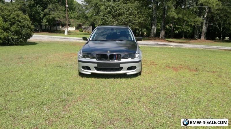 2003 BMW 3-Series E46