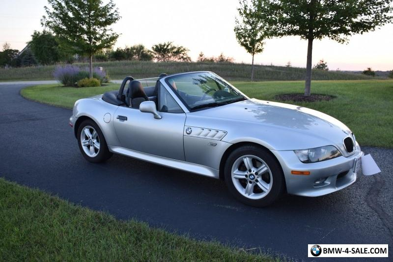 2000 Bmw Z3 Premium Package For