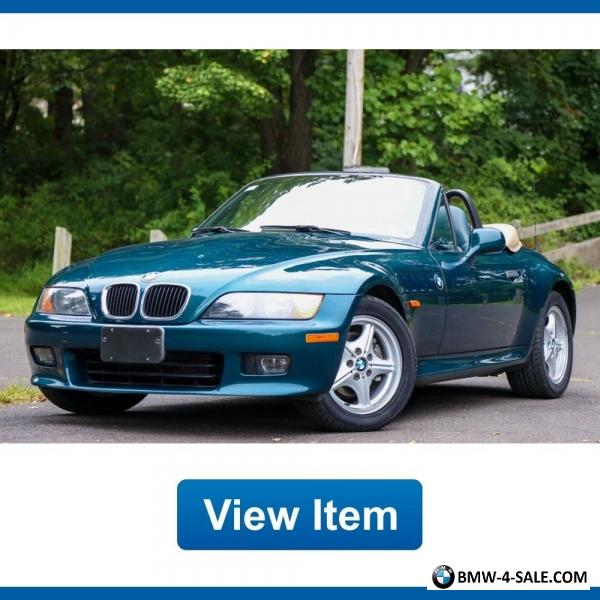 1999 BMW 3-Series Roadster Convertible 2-Door For Sale In