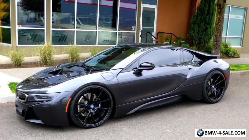 2015 Bmw I8 2015 With Only 976 Miles 1 Owner Msrp 148 295 For Sale In United States