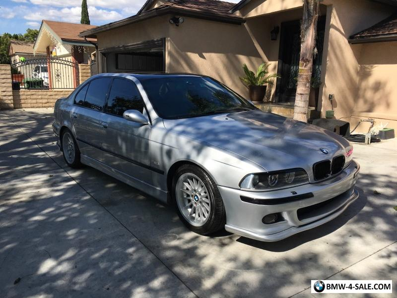 2000 BMW 5 Series 540i for Sale in United States