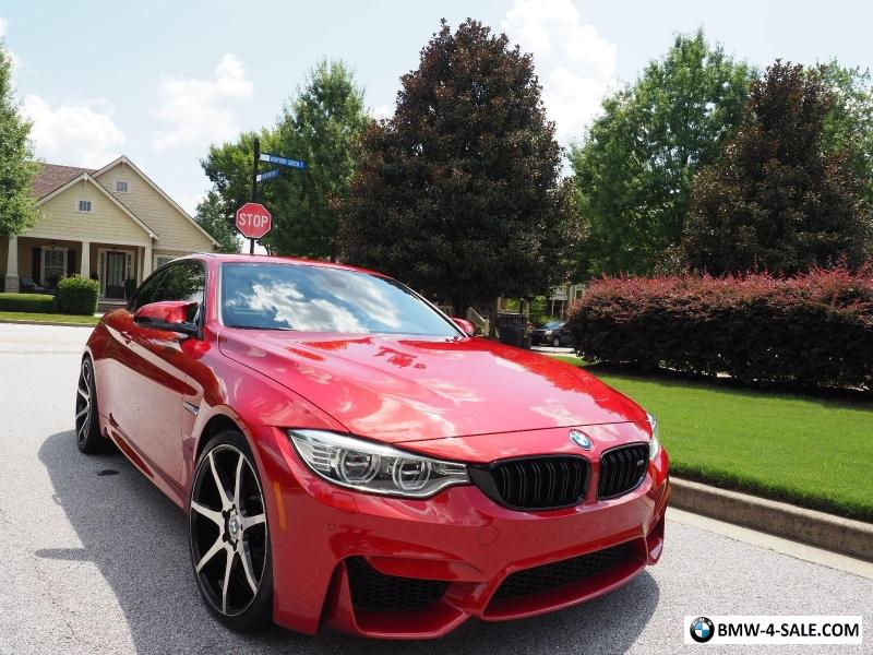 2015 Bmw M4 M4 2 Door Convertible For Sale In United States