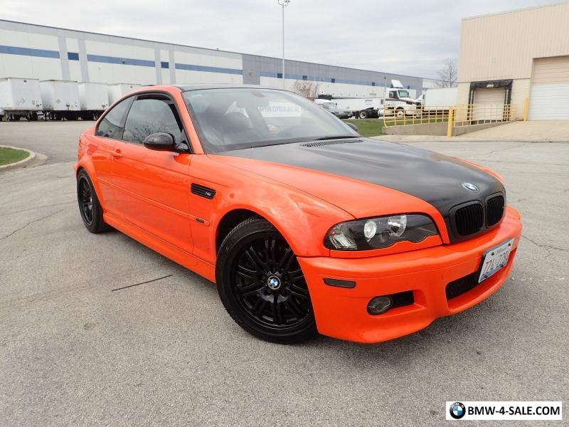 2003 Bmw M3 For