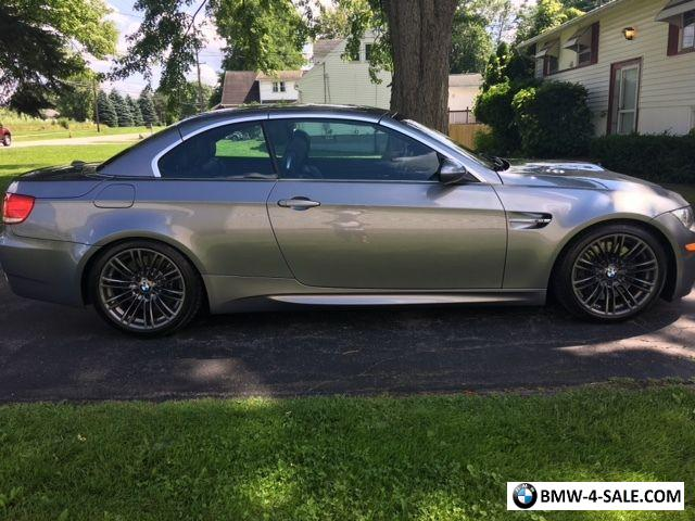 2008 BMW M3 M3 Hardtop convertible for Sale in United States