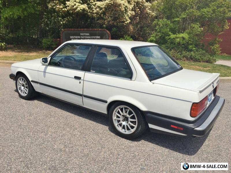 1988 Bmw 3 Series For Sale In United States